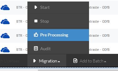 OneDrive PreProcessing