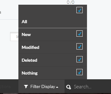 filters for mail routing