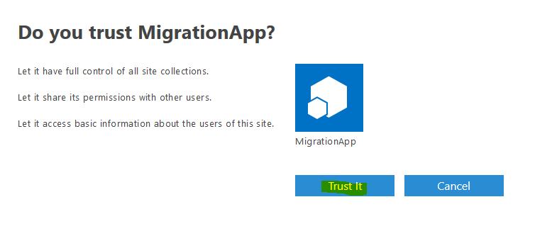 Trust App